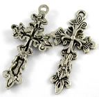 Decorative Cross Charms