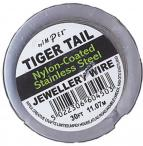 Silver Tiger Tail Wire