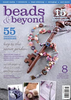 Jewellery inspired by books - Beads & Beyond November 2014
